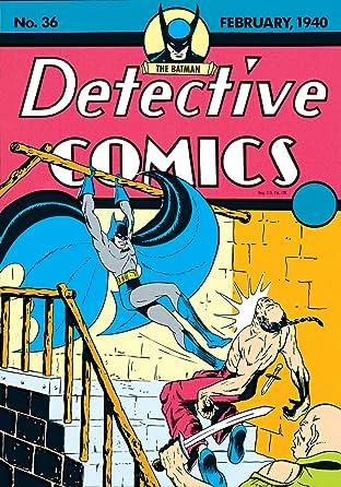 Detective Comics (1937-2011) No.36