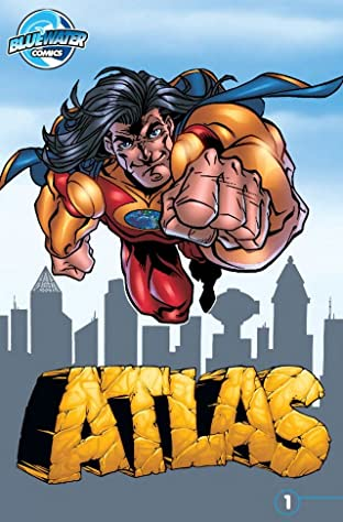 Atlas Vol. 2 #1