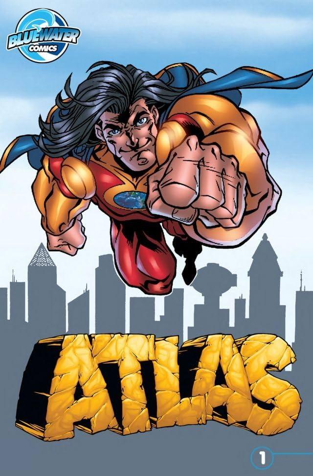 Atlas Vol. 2 #1