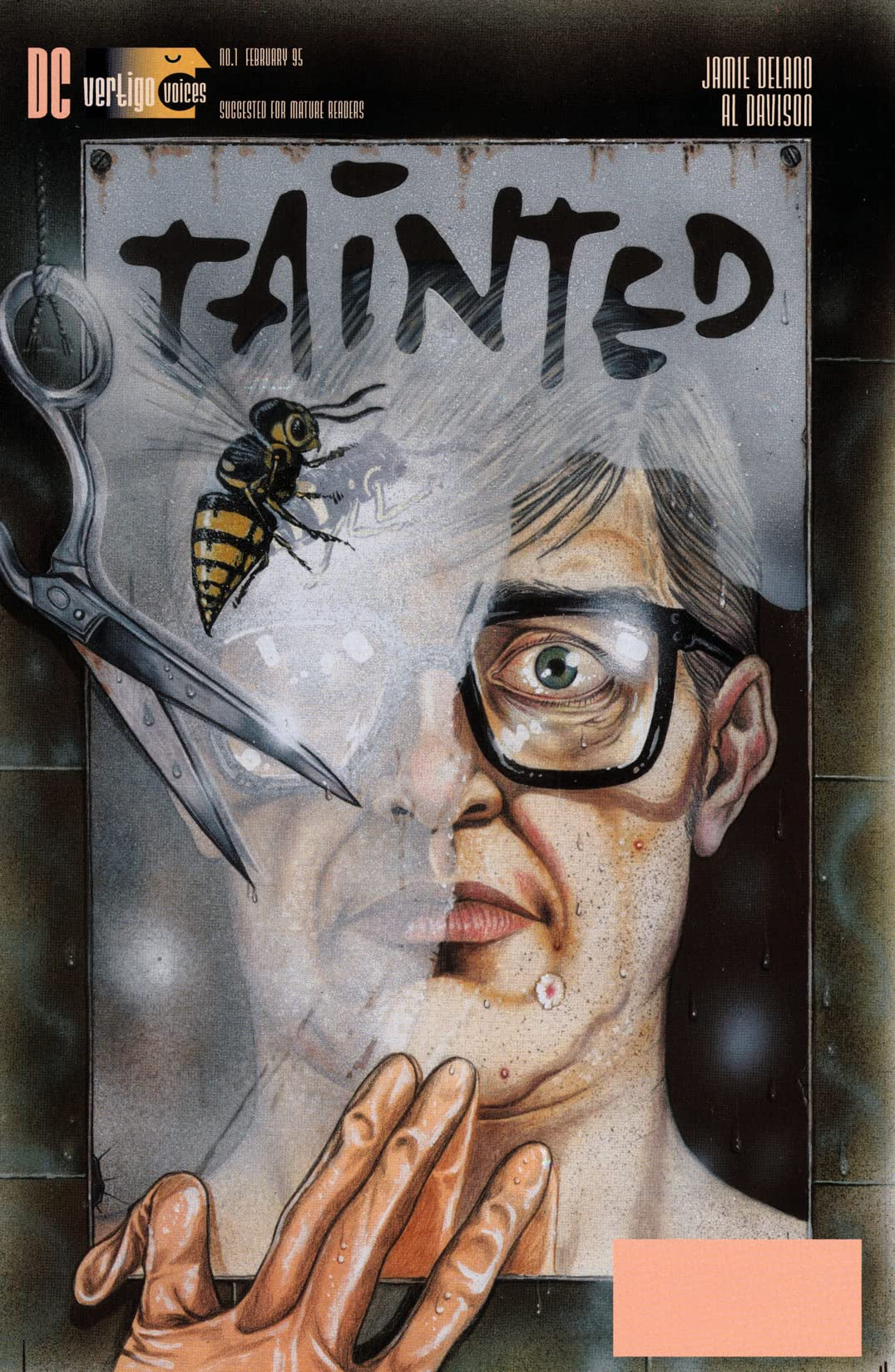 Vertigo Voices: Tainted (1994) #1