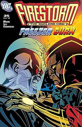Firestorm: The Nuclear Man (2004-2007) #25