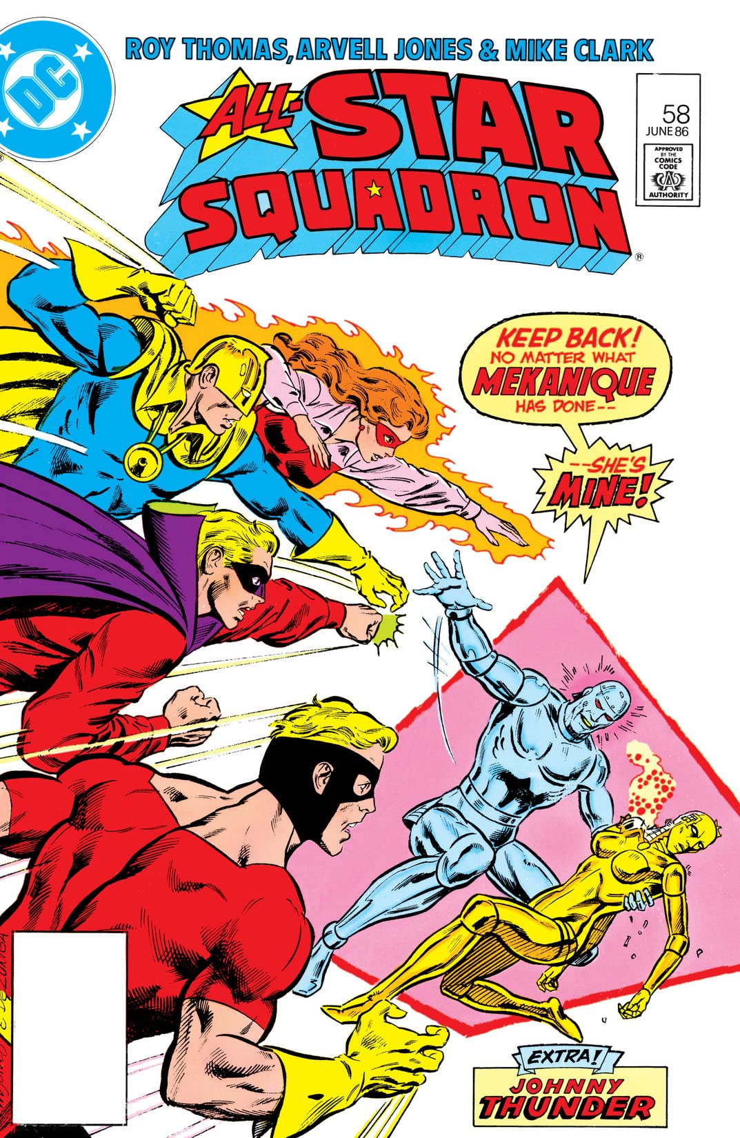 All-Star Squadron (1981-1987) #58