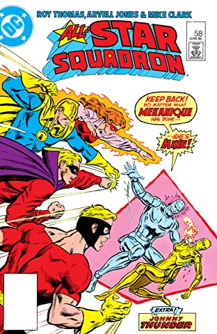 All-Star Squadron (1981-1987) #58