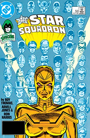All-Star Squadron (1981-1987) #59