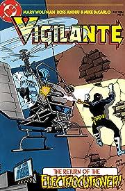 Vigilante (1983-1988) #8