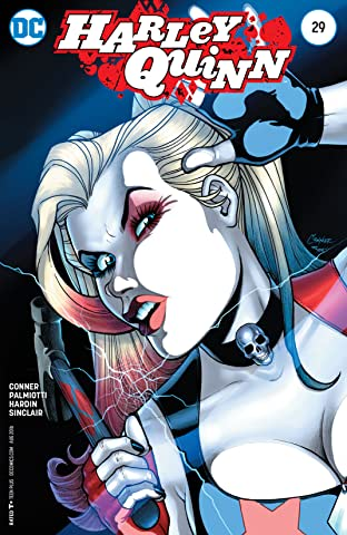 Harley Quinn (2013-2016) #29