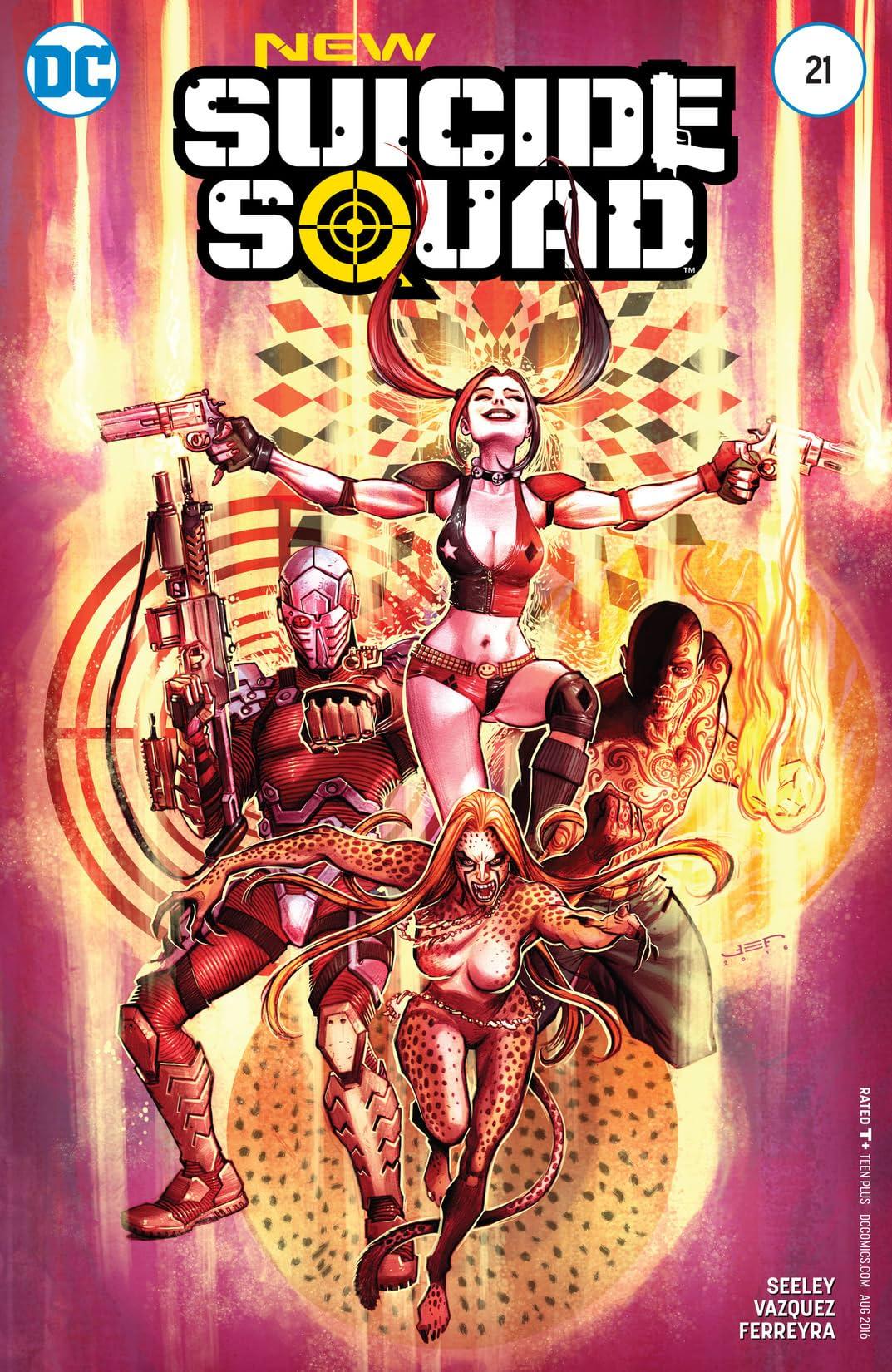 New Suicide Squad (2014-2016) #21