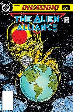 Invasion (1988-1989) #1