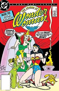 The Legend of Wonder Woman (1986) No.3