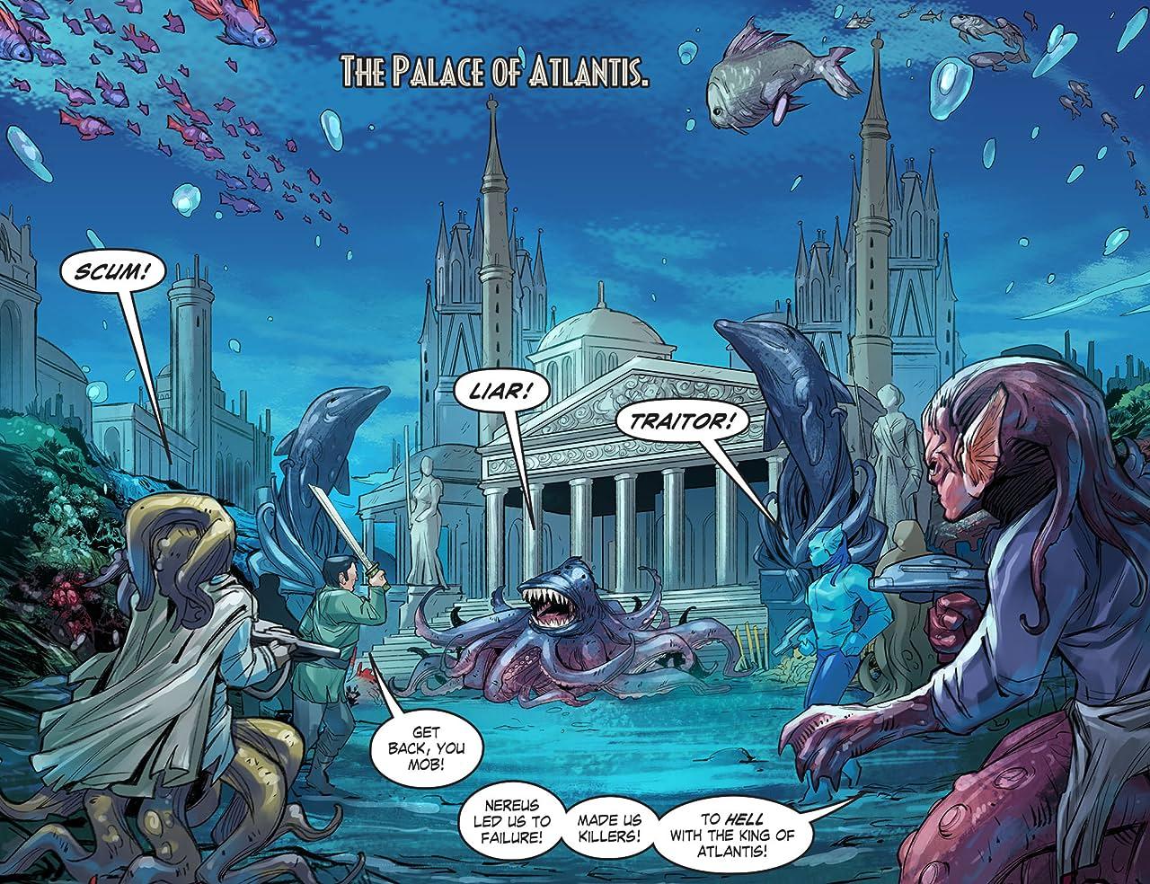 DC Comics: Bombshells (2015-2017) #48