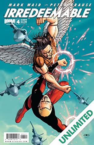 Irredeemable #4