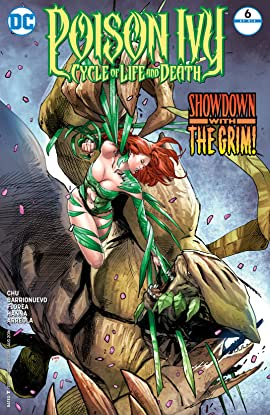 Poison Ivy: Cycle of Life and Death (2016) #6