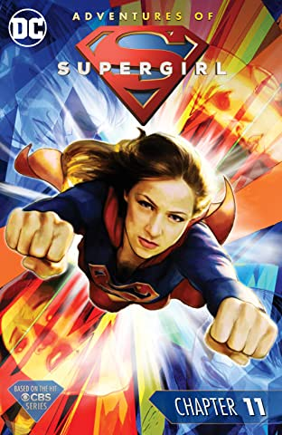 The Adventures of Supergirl (2016-) #11