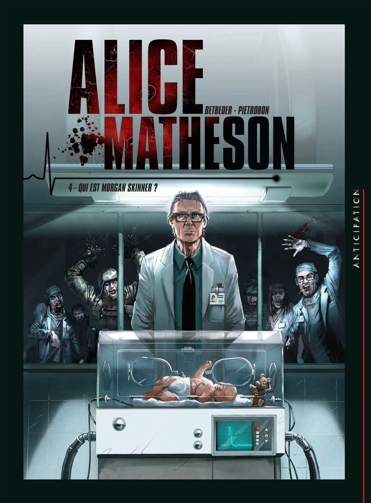 Alice Matheson Vol. 4: Qui est Morgan Skinner ?