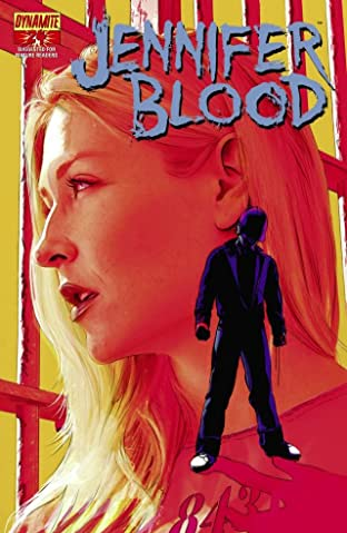 Garth Ennis' Jennifer Blood #24