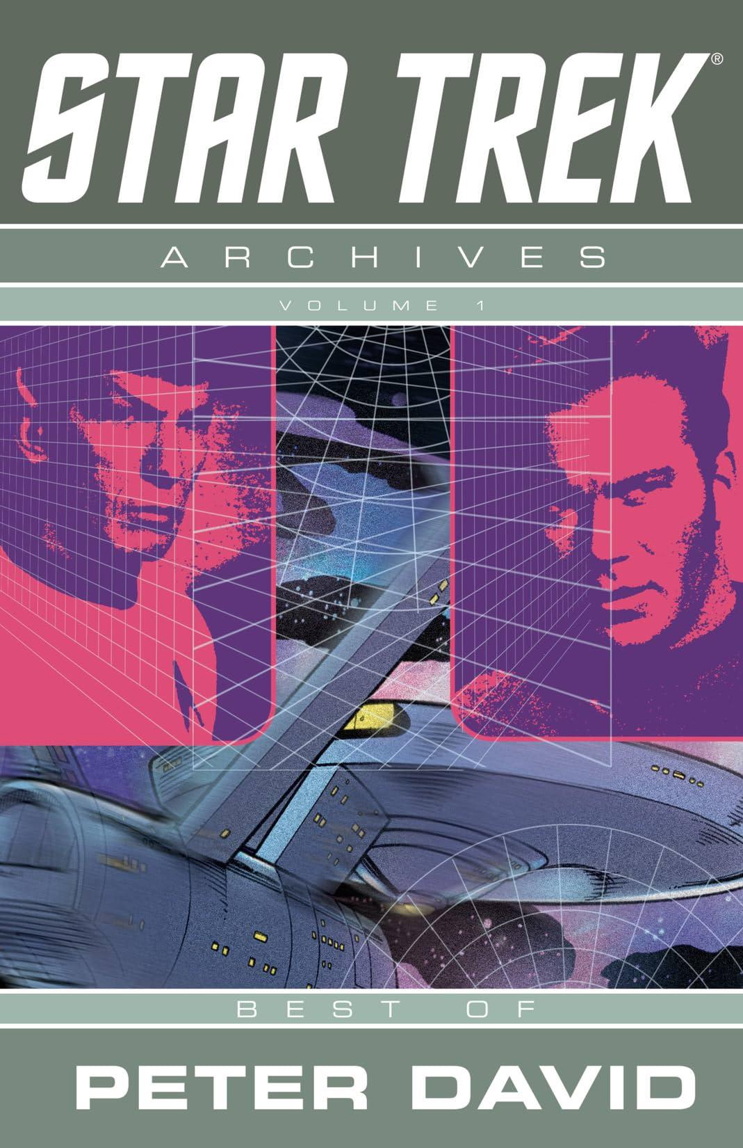 Star Trek Archives Vol. 1: Best of Peter David