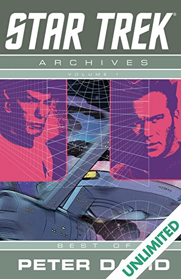 Star Trek Archives Vol. 1: Best of Peter David