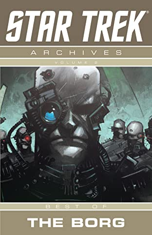 Star Trek Archives Tome 2: Best of Borg