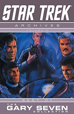 Star Trek Archives Tome 3: The Gary Seven Collection