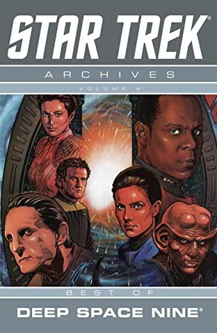 Star Trek Archives Tome 4: Best of Deep Space Nine
