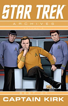 Star Trek Archives Tome 5: The Best of Kirk
