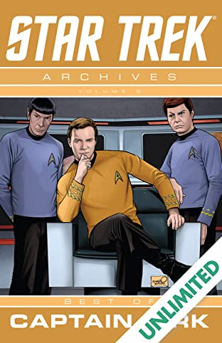 Star Trek Archives Vol. 5: The Best of Kirk