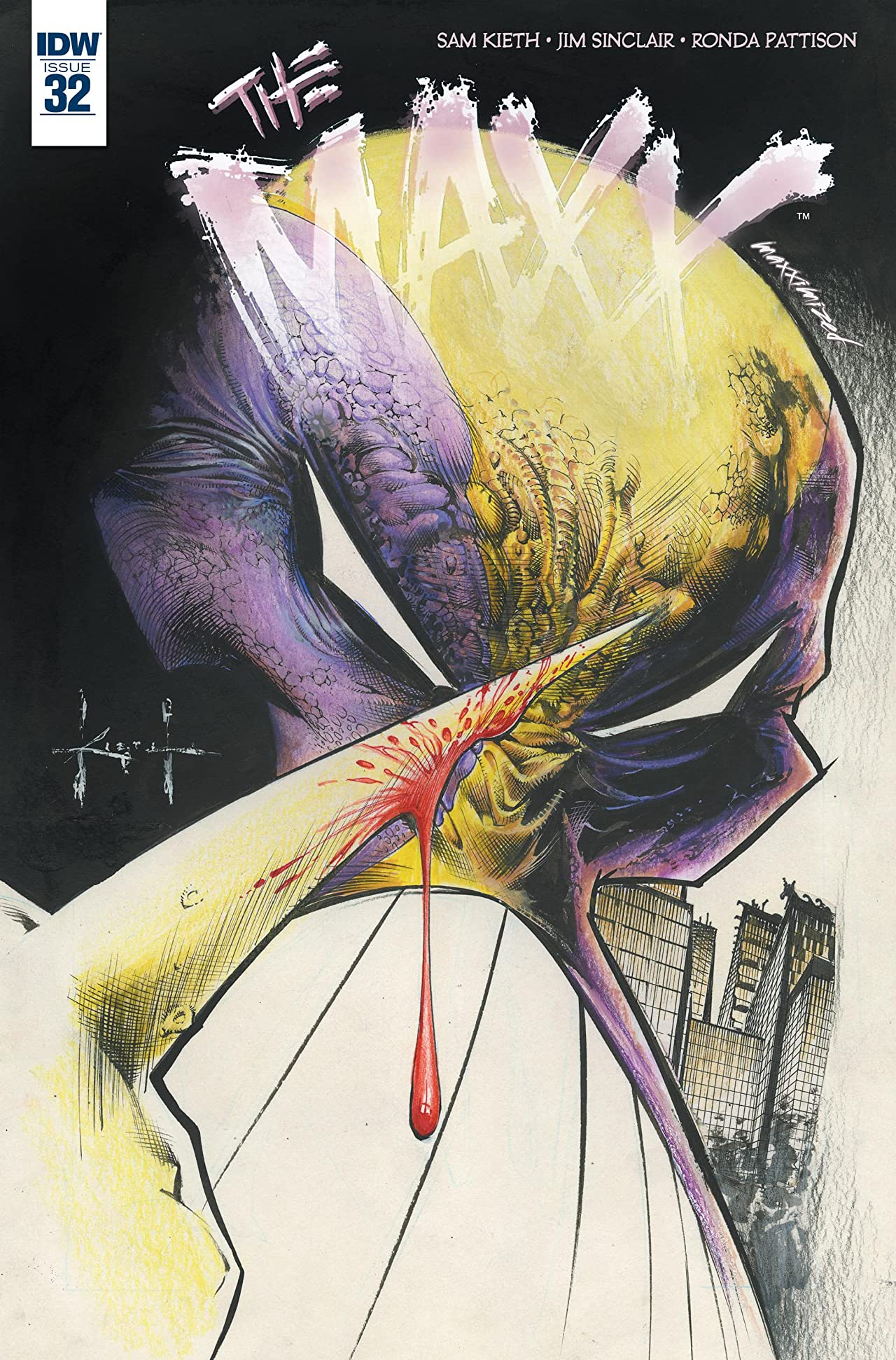 The Maxx: Maxximized #32