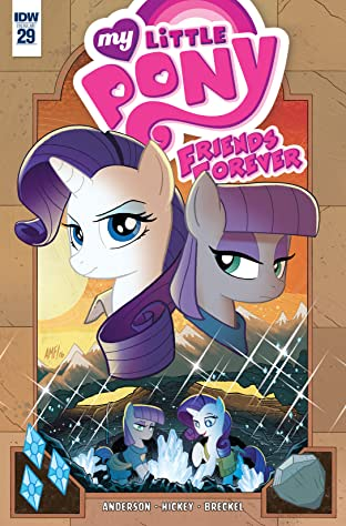 My Little Pony: Friends Forever #29