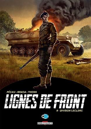 Lignes de Front Tome 9: Division Leclerc