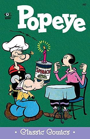 Popeye Classics #47