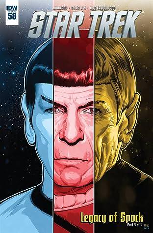 Star Trek (2011-) #58