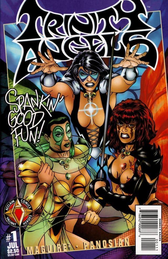 Trinity Angels (1997-1998) #1