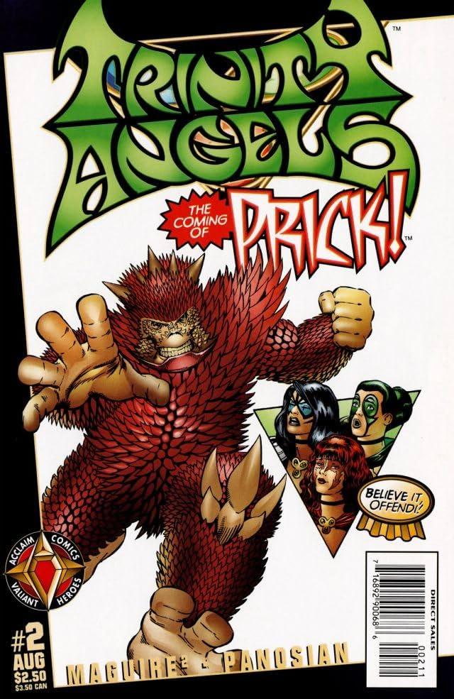 Trinity Angels (1997-1998) #2