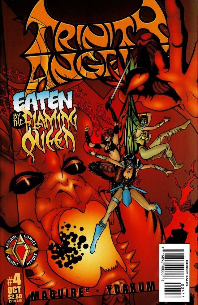Trinity Angels (1997-1998) #4
