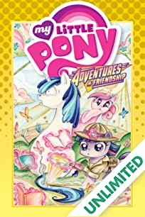 My Little Pony: Adventures In Friendship Vol. 5