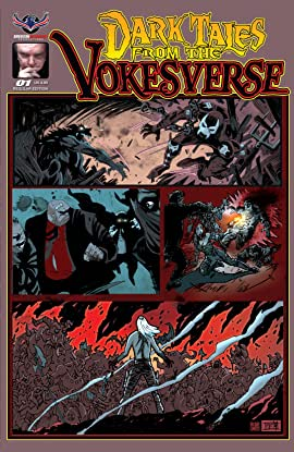 Dark Tales From the Vokesverse #1