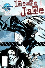 Insane Jane: The Avenging Star #3