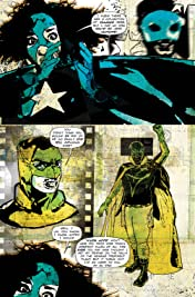 Insane Jane: The Avenging Star #3 (of 4)