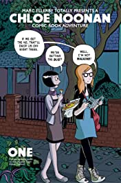 Chloe Noonan: Monster Hunter: Digital Omnibus