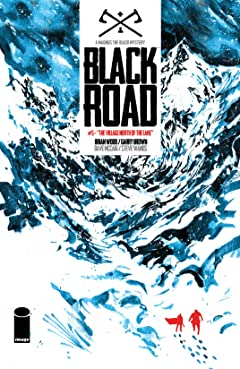 Black Road No.5