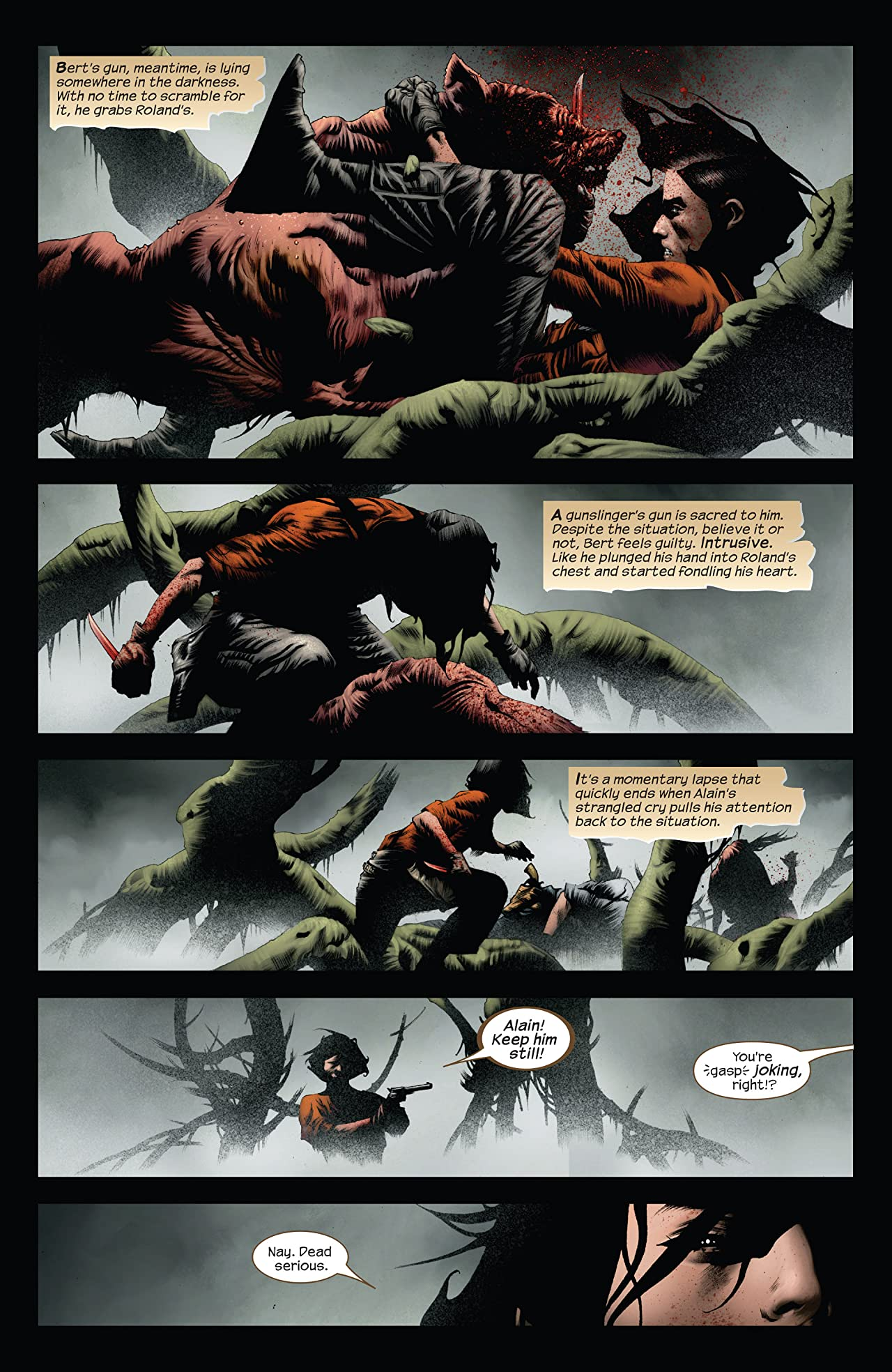 Dark Tower: The Long Road Home #4 (of 5)