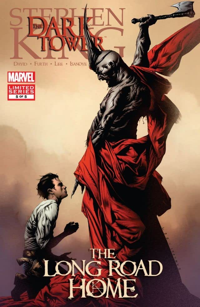 Dark Tower: The Long Road Home #5 (of 5)