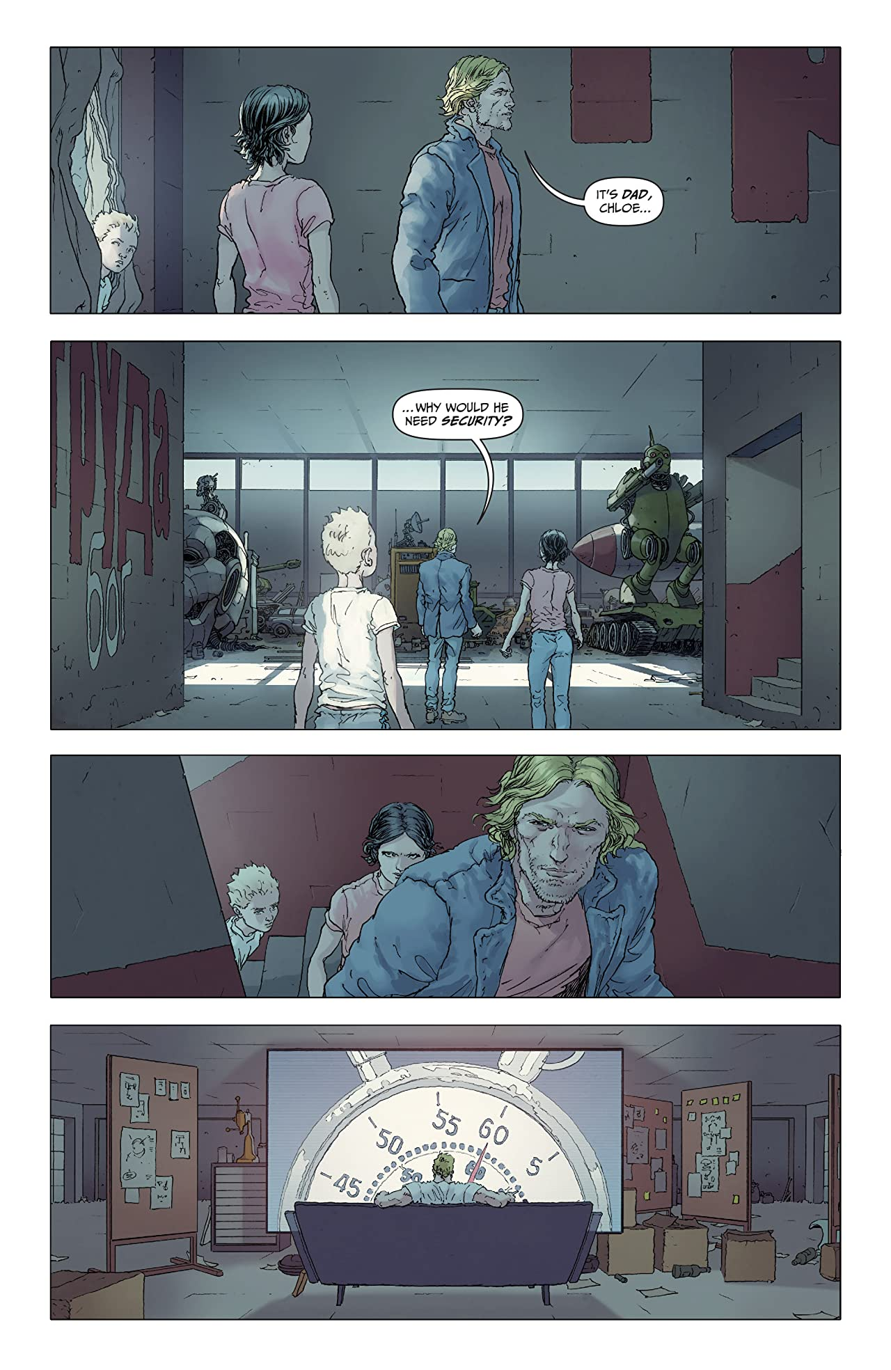 Jupiter's Legacy Vol. 2 #3