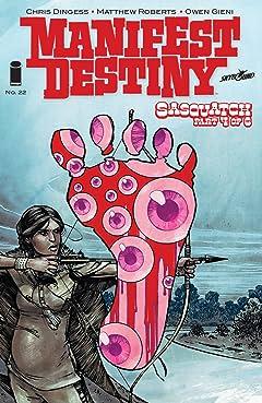 Manifest Destiny No.22