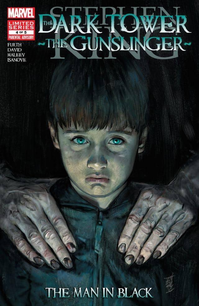 Dark Tower: The Gunslinger - The Man In Black #4 (of 5)