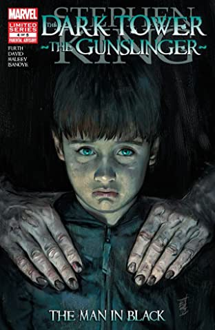 Dark Tower: The Gunslinger - The Man In Black #4 (of 5)