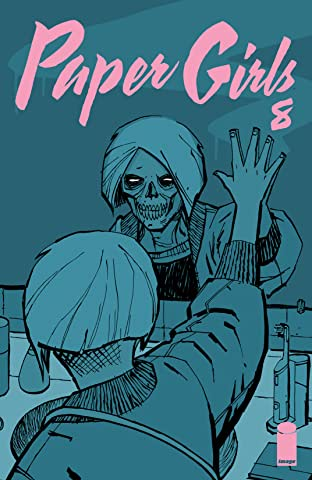 Paper Girls No.8