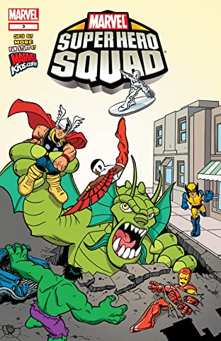 Marvel Super Hero Squad #3 (of 4)