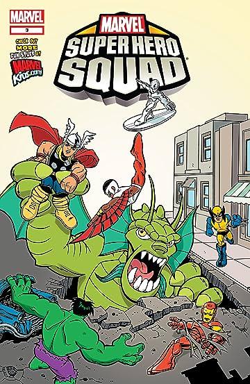 Marvel Super Hero Squad #3 (of 4)