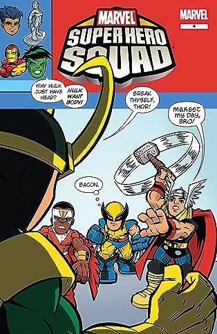 Marvel Super Hero Squad #4 (of 4)